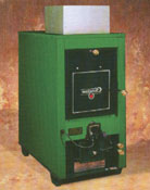 Clayton Warm Air furnace