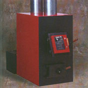 Hot Blast Warm Air furnace