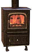 Keystoker Radiant Coal Stoves