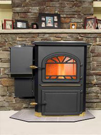 Coal Burning Stove Furnace Leisure Line Dealer