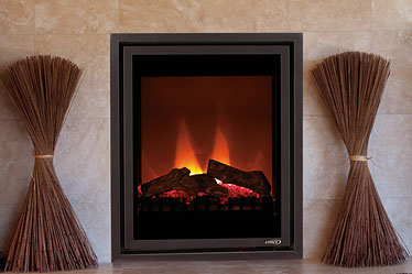 Merit Plus Series Electric Fireplace